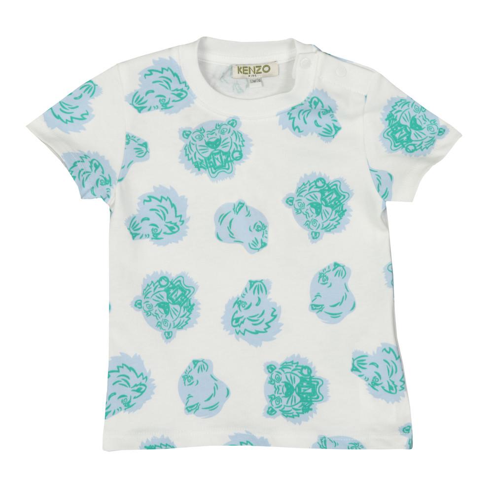 Allover Tiger  Print T Shirt main image