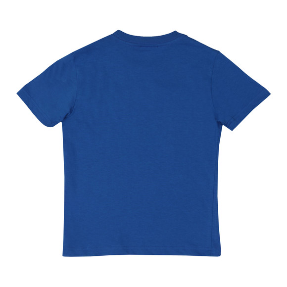 Diesel Boys Blue Diesel Just Division Mag T-Shirt main image