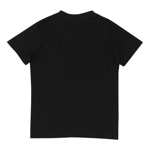 Diesel Boys Black Diesel Maglietta T-Shirt main image