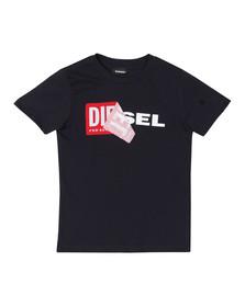 Diesel Boys Blue T Diego T-Shirt
