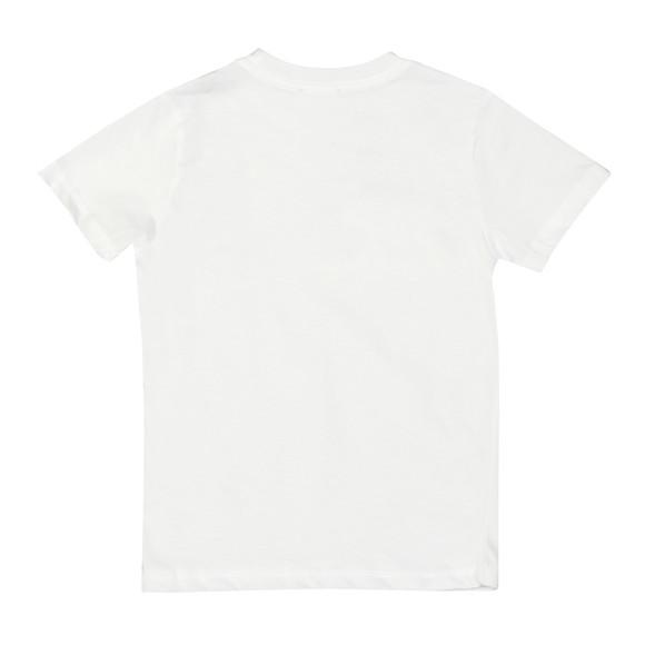 Diesel Boys White T Diego T-Shirt