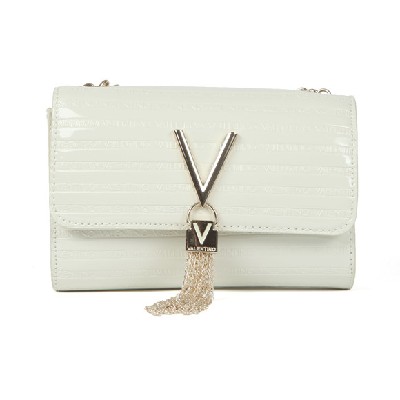 Valentino by Mario Womens Off-White Mowgli Small  Satchel main image
