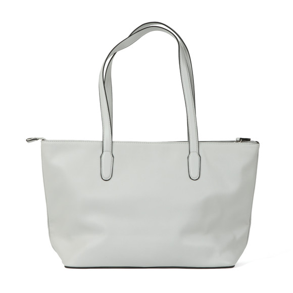 Valentino by Mario Womens White Fiona Tote Bag main image