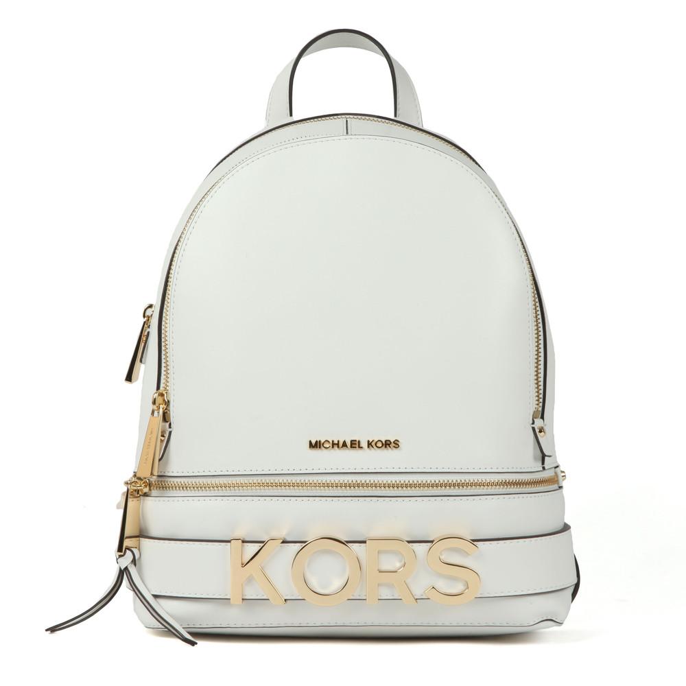 Rhea Zip Backpack