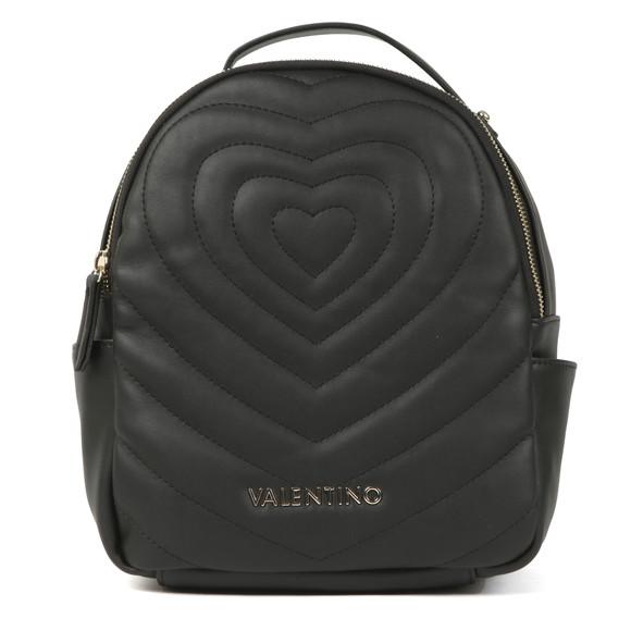 Valentino by Mario Womens Black Fiona Backpack main image