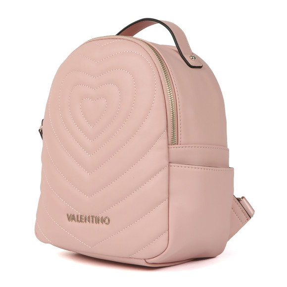 Valentino by Mario Womens Pink Fiona Backpack main image