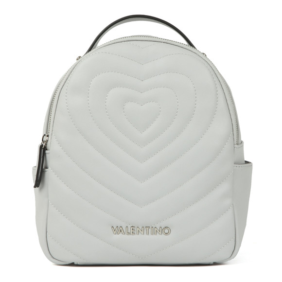 Valentino by Mario Womens White Fiona Backpack main image