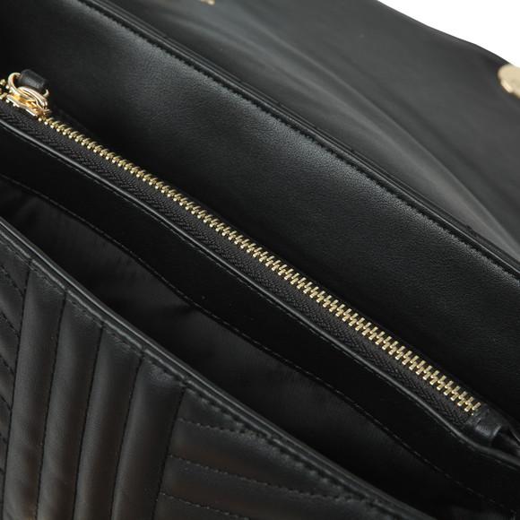 Valentino by Mario Womens Black Rapunzel Special Large Crossbody Bag main image