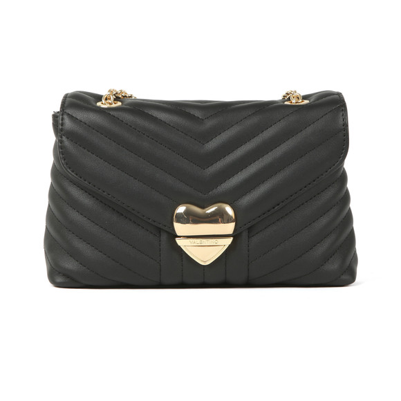 Valentino by Mario Womens Black Rapunzel Special Crossbody Bag main image