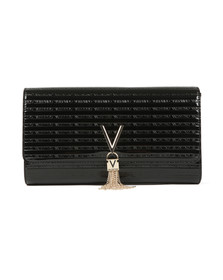 Valentino by Mario Womens Black Mowgli Satchell