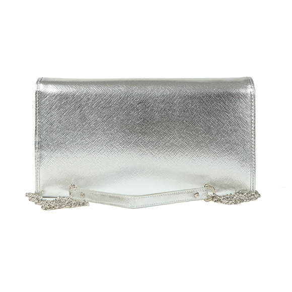 Valentino by Mario Womens Silver Argento Clutch main image