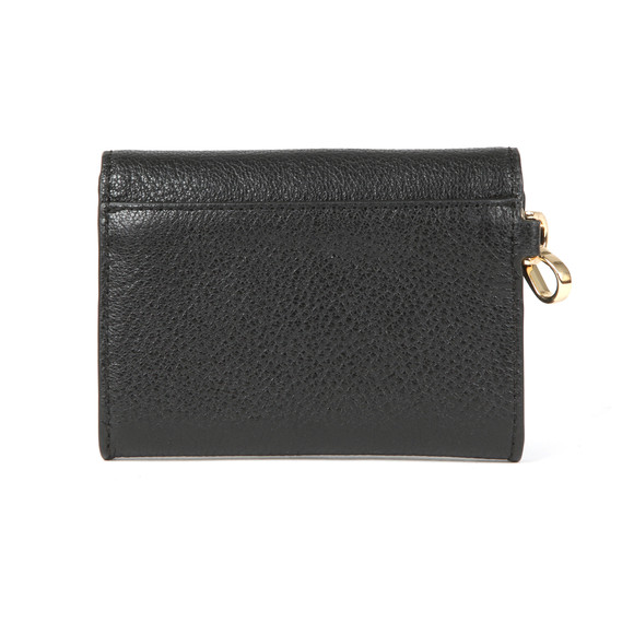 Michael Kors Womens Black Small Chain Envelope Carryall main image