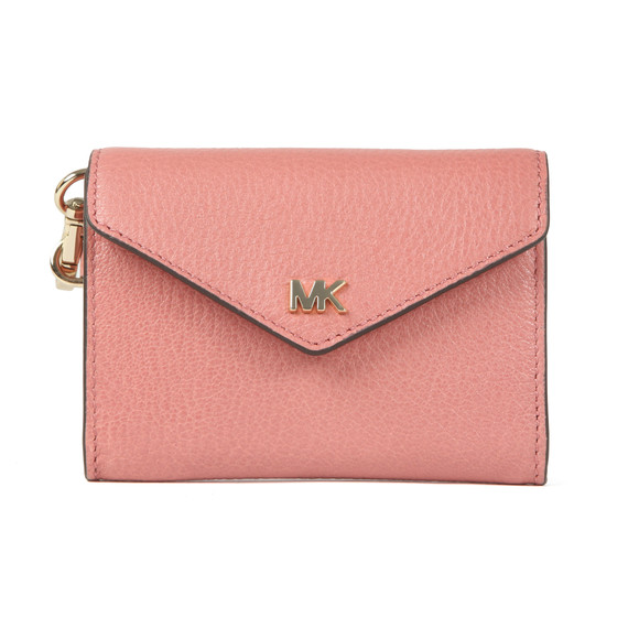 Michael Kors Womens Pink Small Chain Envelope Carryall