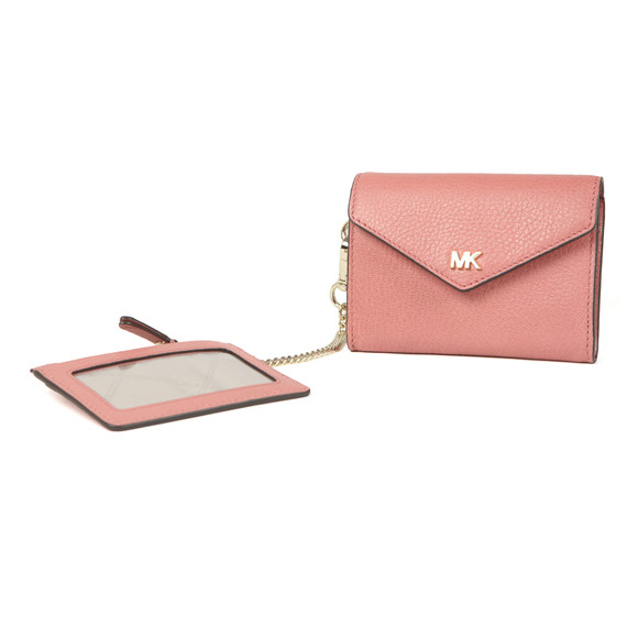 Michael Kors Womens Pink Small Chain Envelope Carryall main image