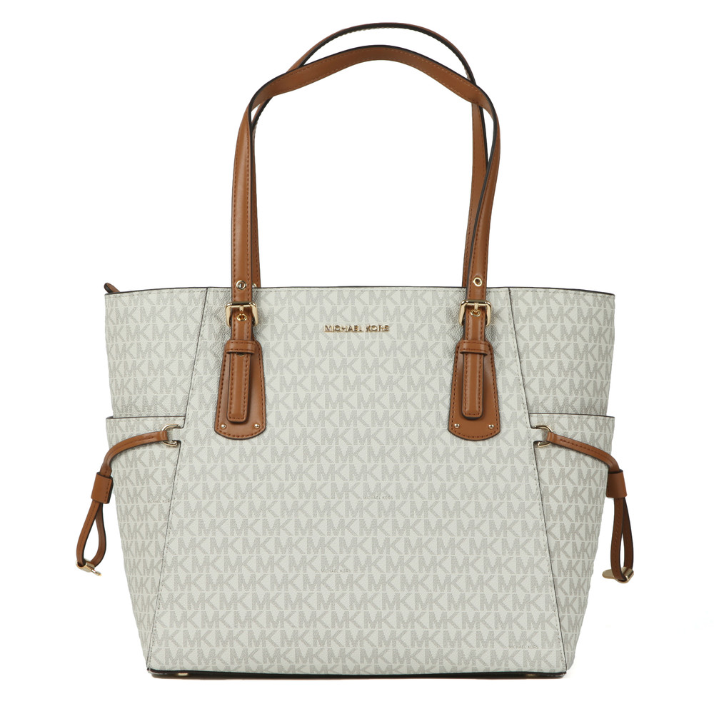 71578caa4e7f84 Michael Kors Voyager East West Signature Tote Bag | Oxygen Clothing