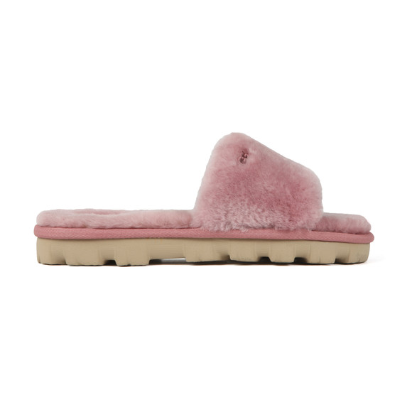 Ugg Womens Pink Cozette Slipper main image