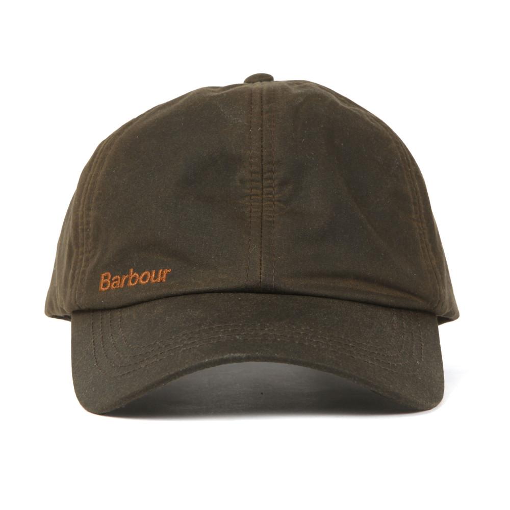 Barbour Lifestyle Mens Green Prestbury Sports Cap 9d3943d44ecd