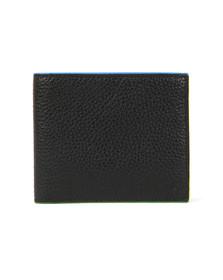 Paul Smith Mens Black Billfold Wallet