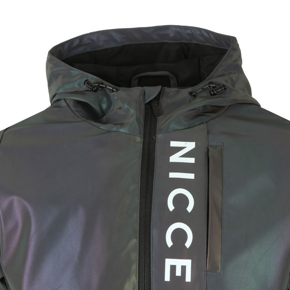 Nicce Mens Purple Vind Jacket main image