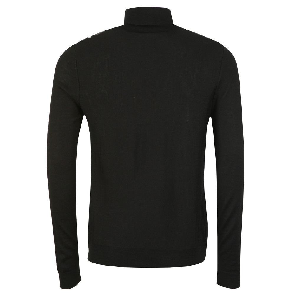 Long Sleeve Knitted Roll Neck main image