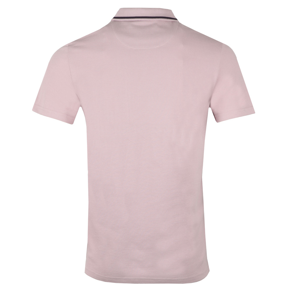 Fabric Mix Football Polo Shirt main image