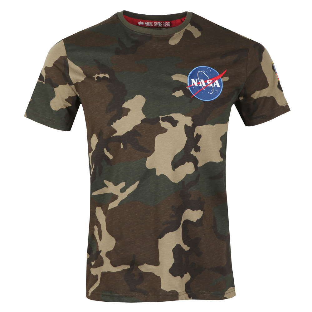 low priced ed53a dd0d1 Mens Grey Space Shuttle T Shirt