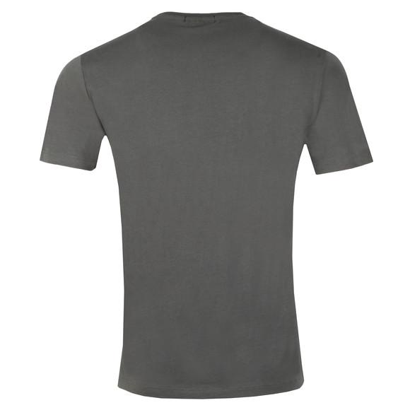 Replay Mens Grey Logo Print Tee main image
