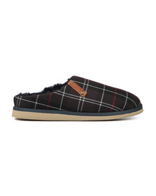 Barbour Lifestyle Mens Blue Hughes Slipper