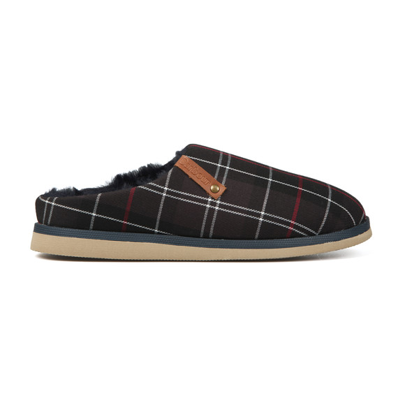 Barbour Lifestyle Mens Blue Hughes Slipper main image