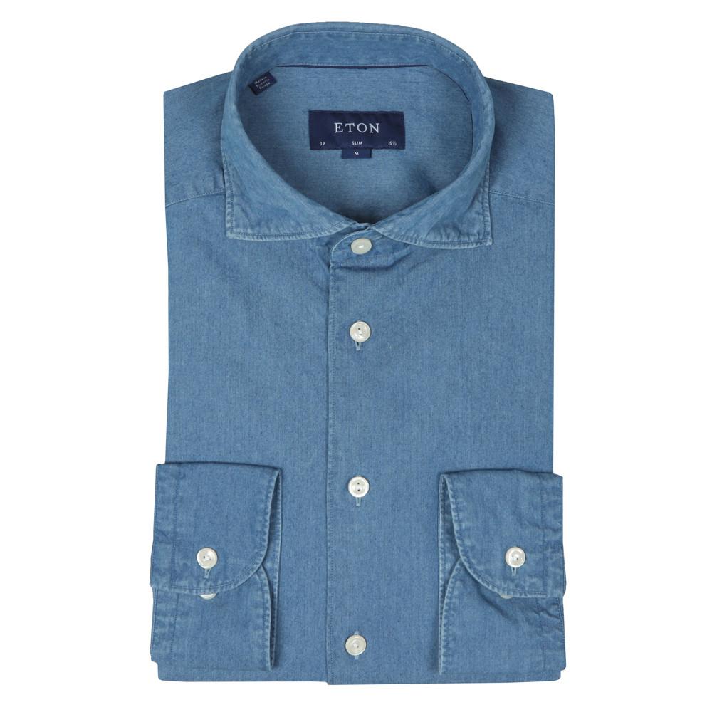 Slim Denim Shirt main image