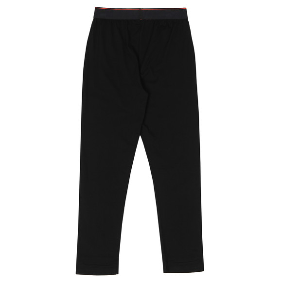 Superdry Mens Black Laundry Jersey Pant main image
