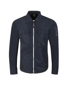 Replay Mens Blue Lightweight Jacket