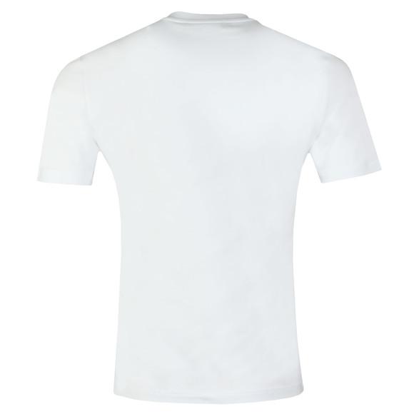 Love Moschino Mens White Give Me Love T Shirt main image