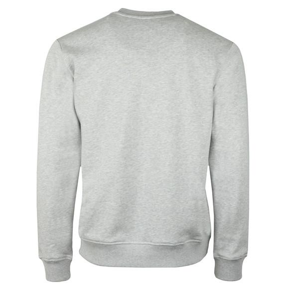 Love Moschino Mens Grey Large Peace Sweatshirt main image
