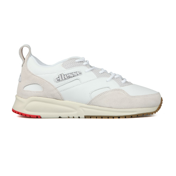 Ellesse Mens White Potenza Trainer main image