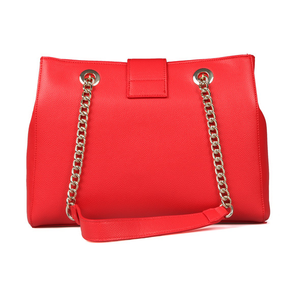 Valentino by Mario Womens Red Divina Tote main image