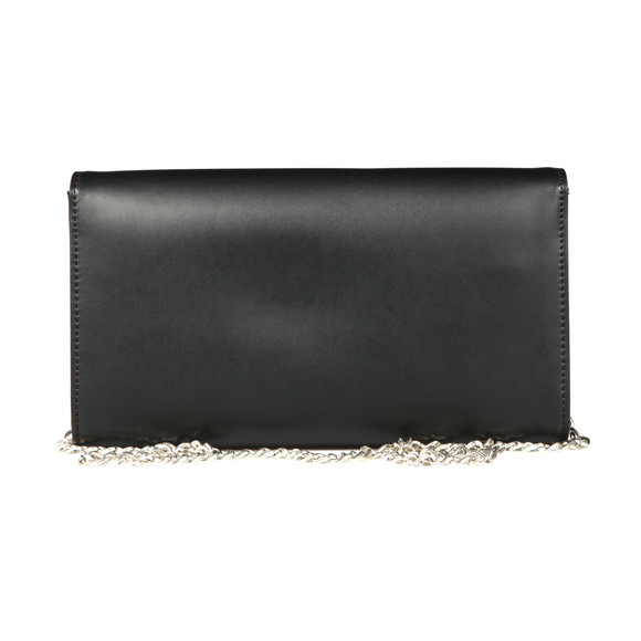 Valentino by Mario Womens Black Ranma Clutch main image