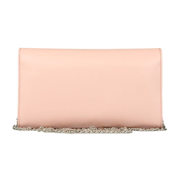 Valentino by Mario Womens Pink Ranma Clutch main image