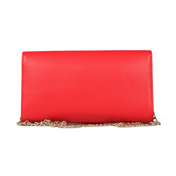 Valentino by Mario Womens Red Divina Clutch main image