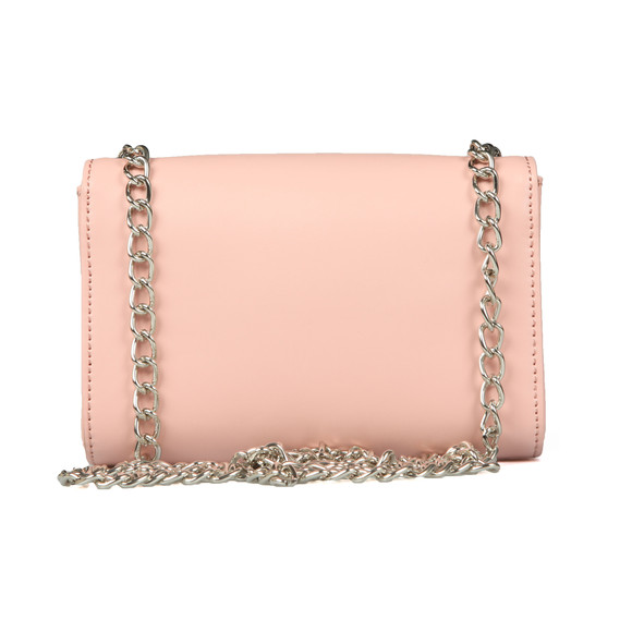 Valentino by Mario Womens Pink Ranma Small Clutch main image