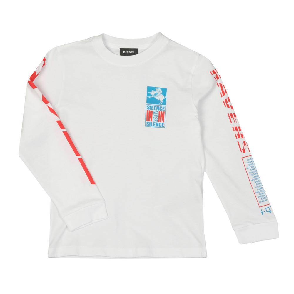 Just Noise Long Sleeve T Shirt main image