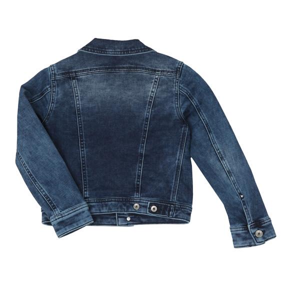 Diesel Boys Blue Jaffy Denim Jacket