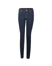 Vivienne Westwood Anglomania Womens Blue High Waist Slim Jean