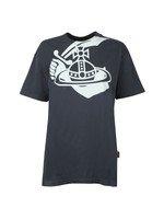 Womens Boxy Arm & Cutlass T Shirt