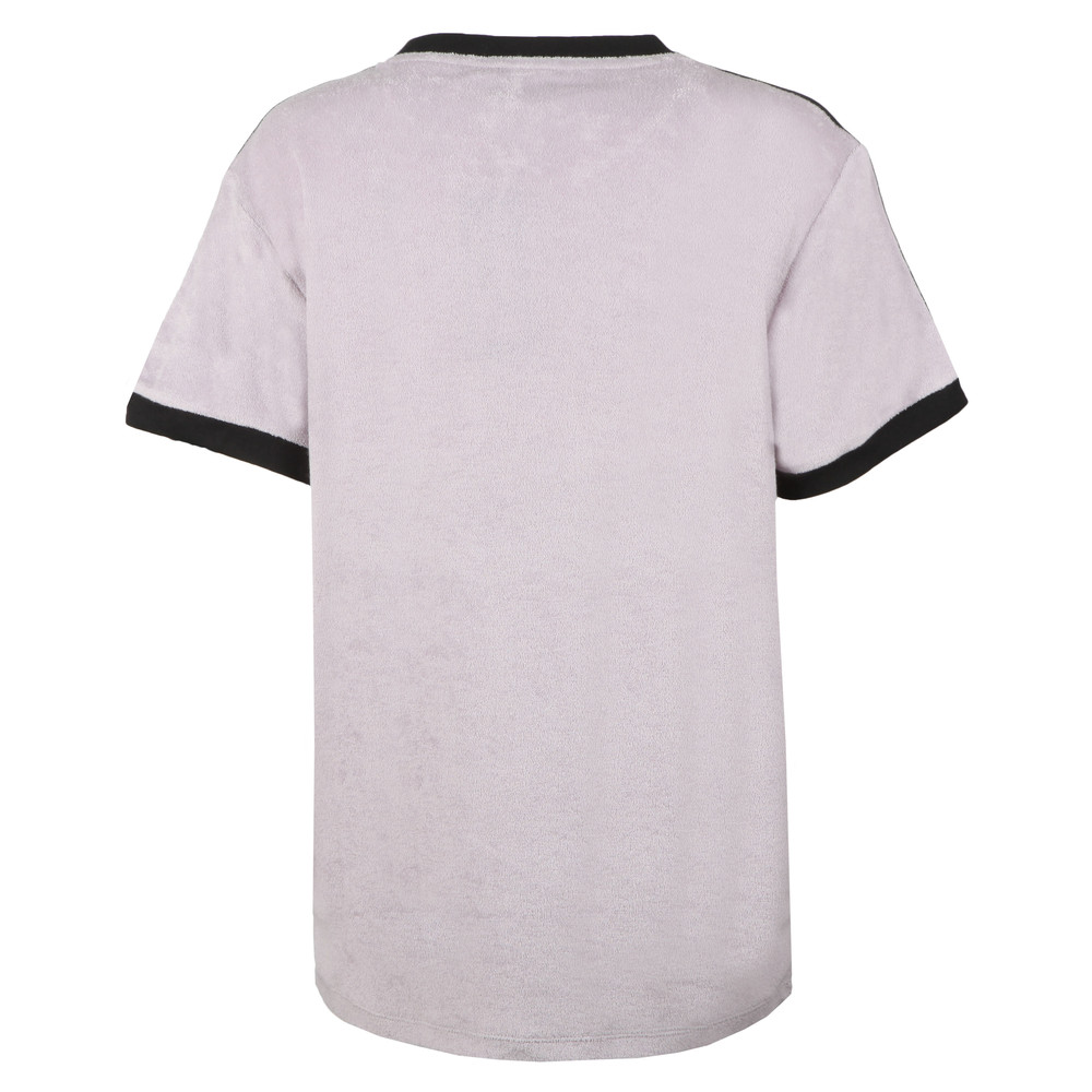 3 Stripes Towelling T Shirt main image
