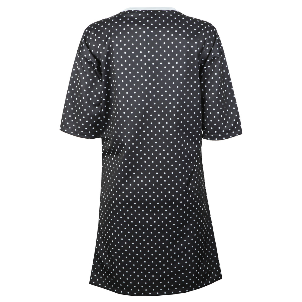 Spotted T Shirt Dress main image