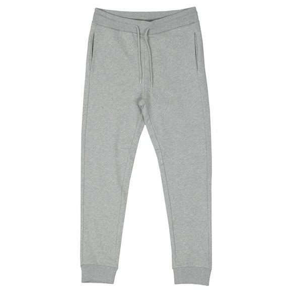Love Moschino Mens Grey Printed Peace Logo Sweatpant main image