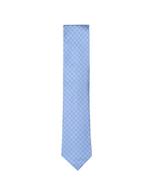 Eton Mens Blue Flower Tie