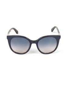 Kate Spade Womens Blue Akayla/S Sunglasses