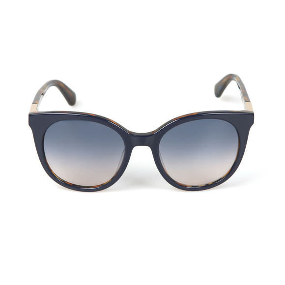 Kate Spade Womens Blue Akayla/S Sunglasses main image